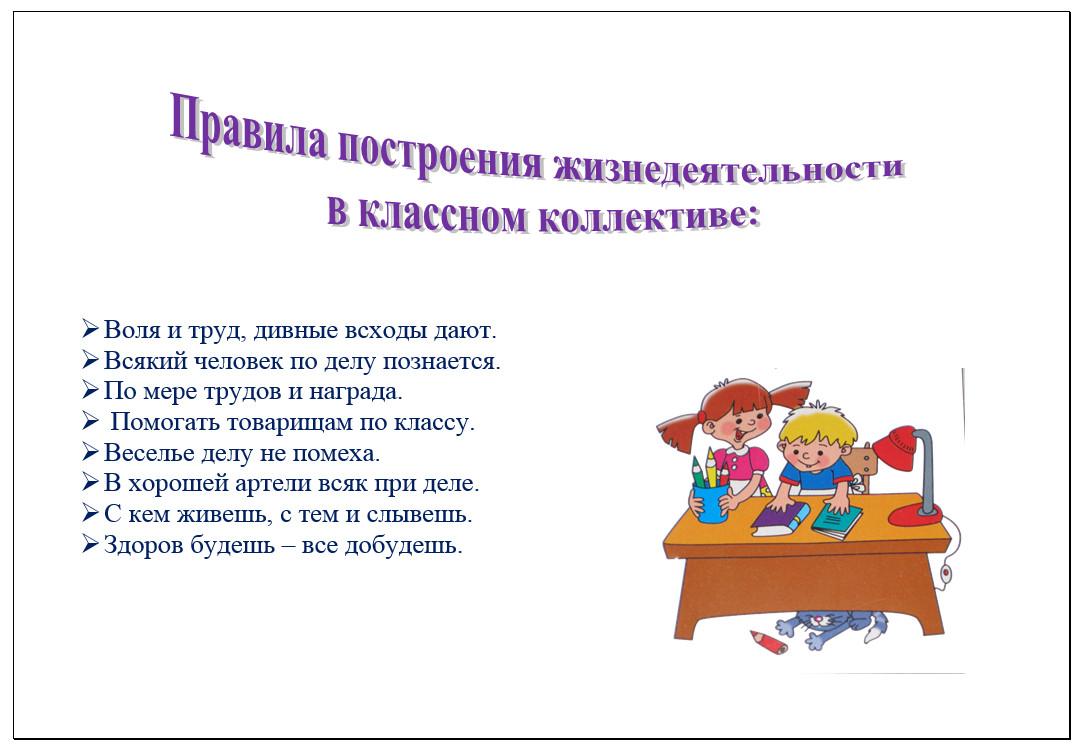Программу воспитательный работы 1 класс